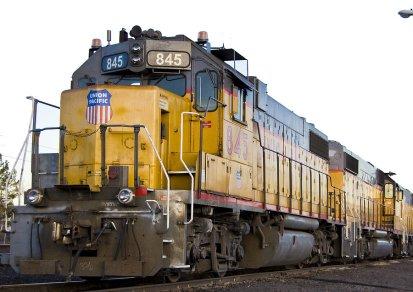 bigstock_Union_Pacific_Train_7900400