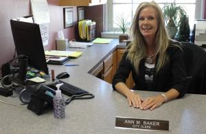 Ann Baker- City Clerk