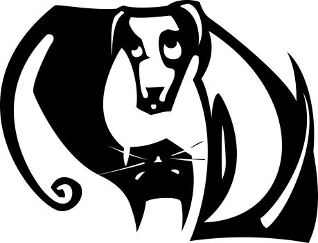 Yin Yang Dog And Cat